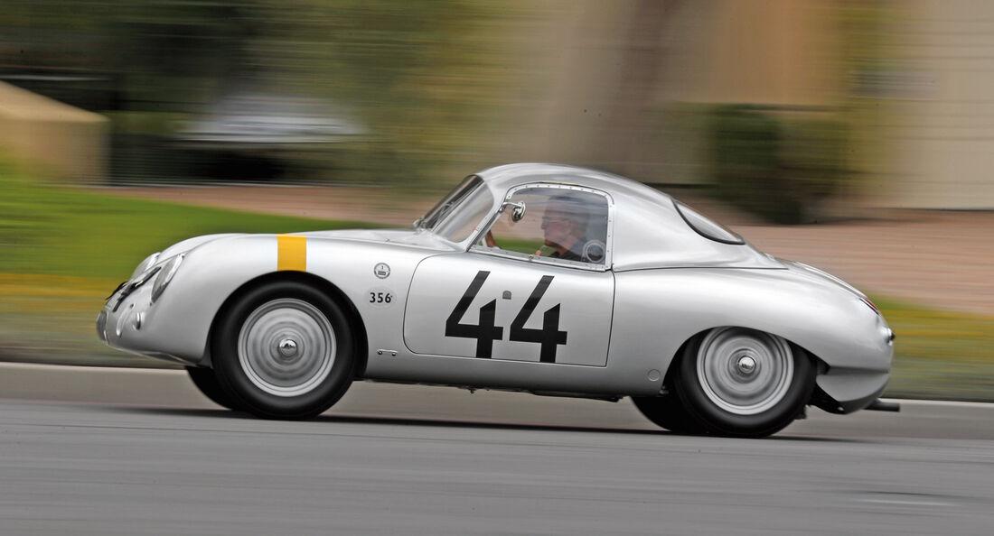 Glöckler-Porsche, Seitenansicht