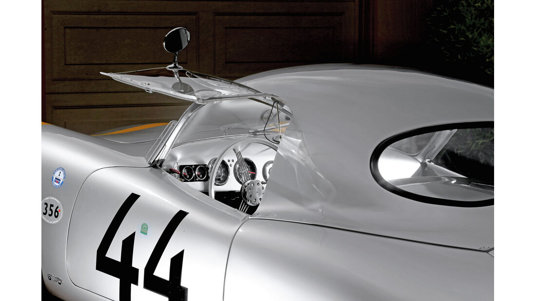 Glöckler-Porsche, Seitenfenster