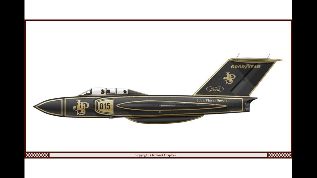 Gloster Javelin FAW4 - Lotus - Racing-Planes - 2015