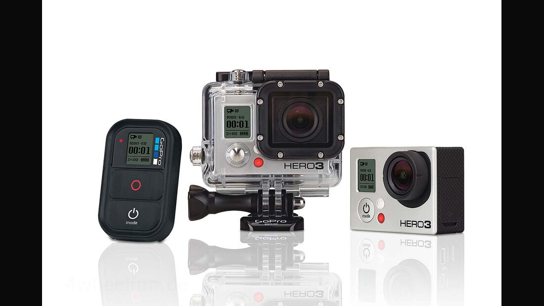 GoPro Hero HD3 Kamera
