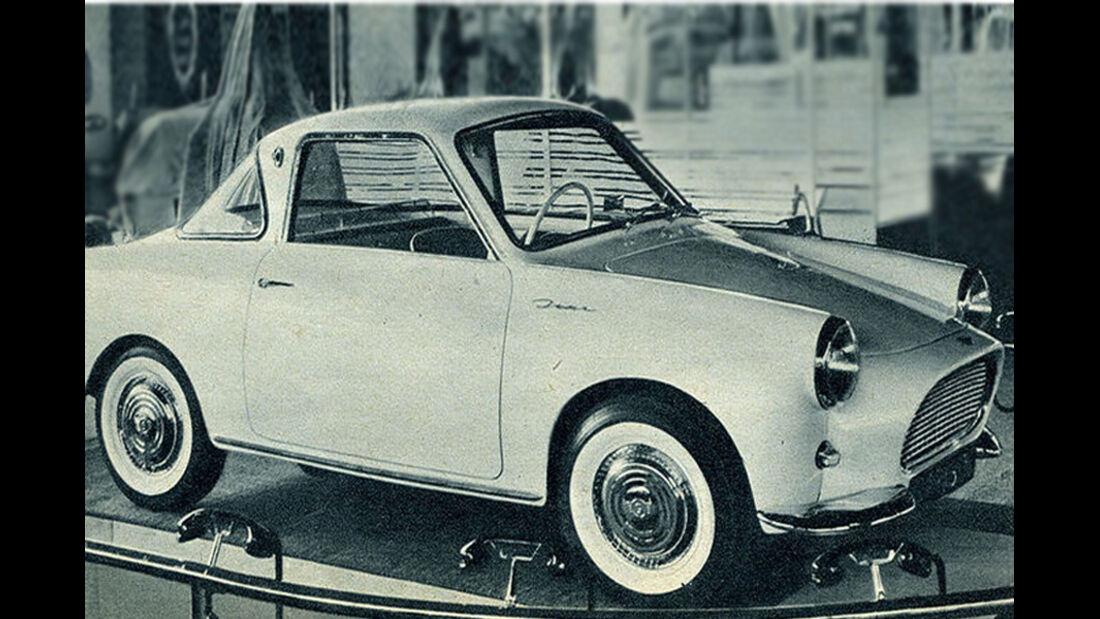 Goggo, Coupé, IAA 1959