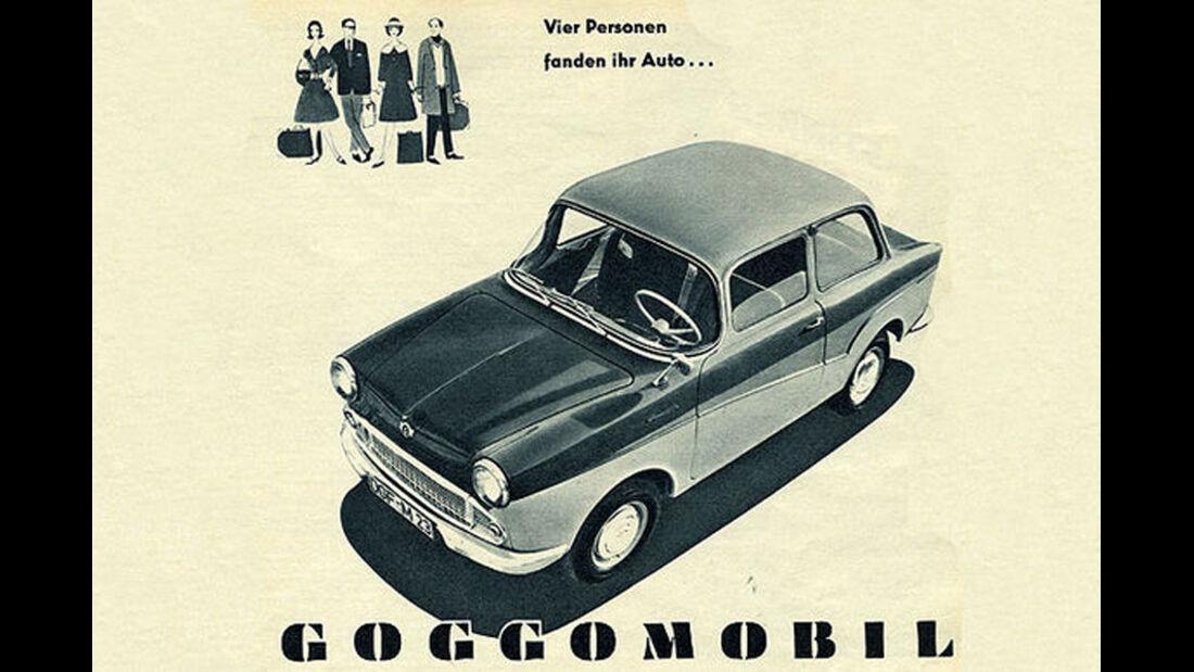 Goggo, Isar, IAA 1959