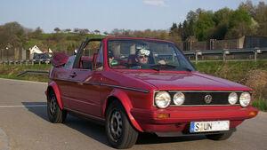 Golf Cabrio