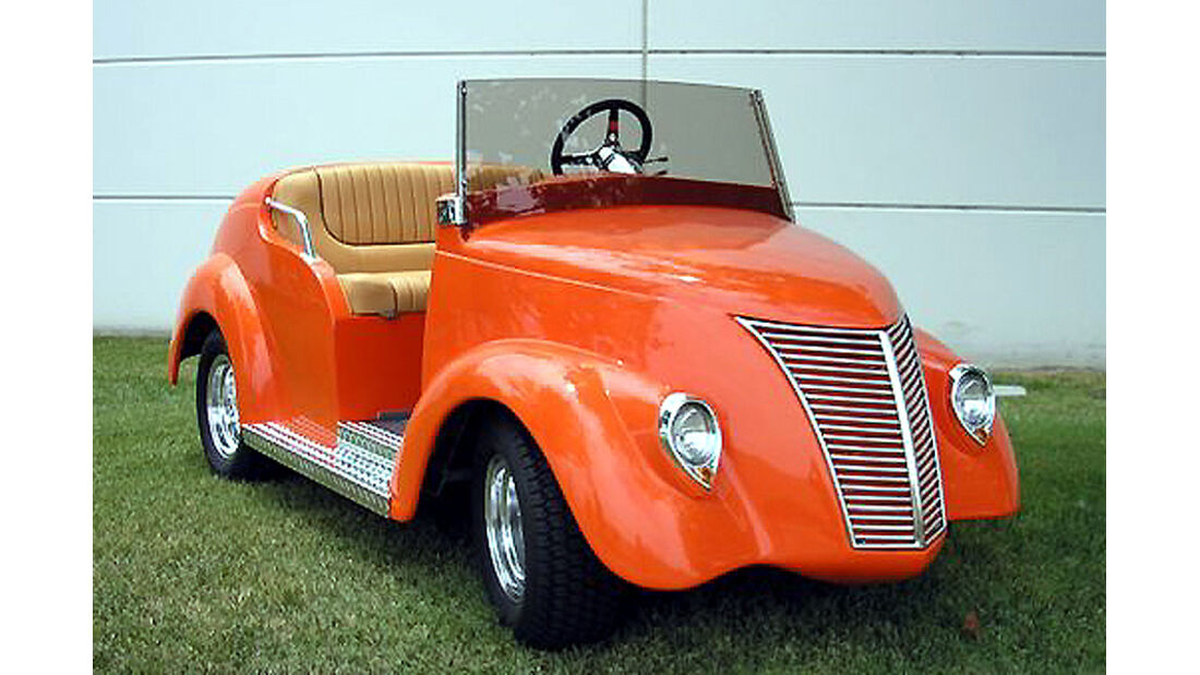 Golf Car Bentley Boydster