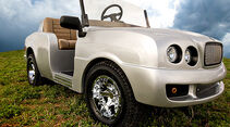 Golf Car Bentley Continental