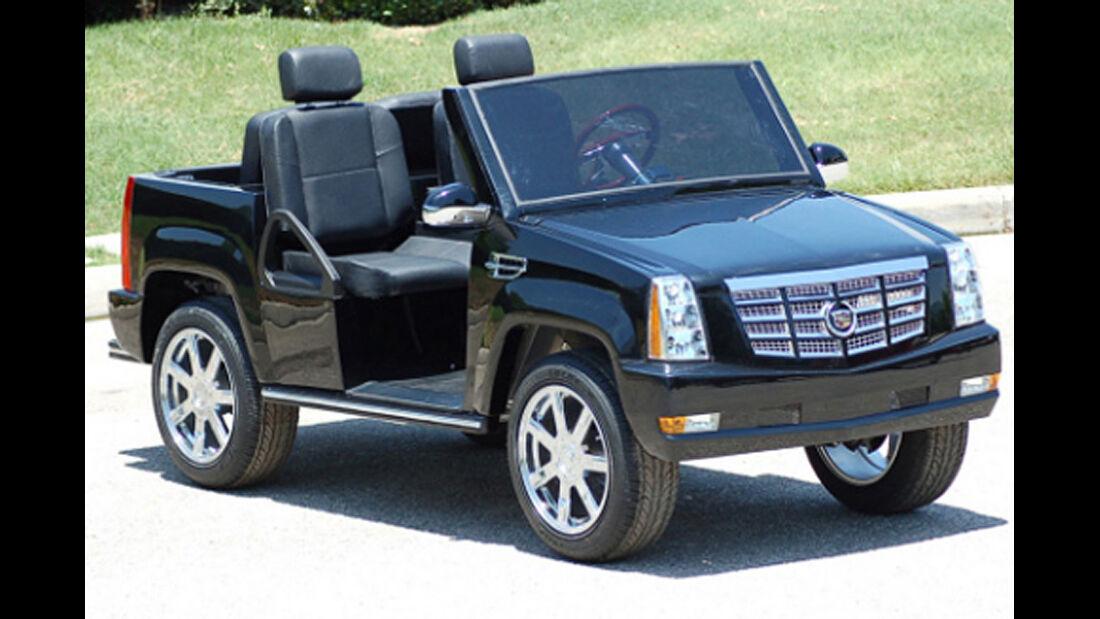 Golf Car Cadillac Escalade