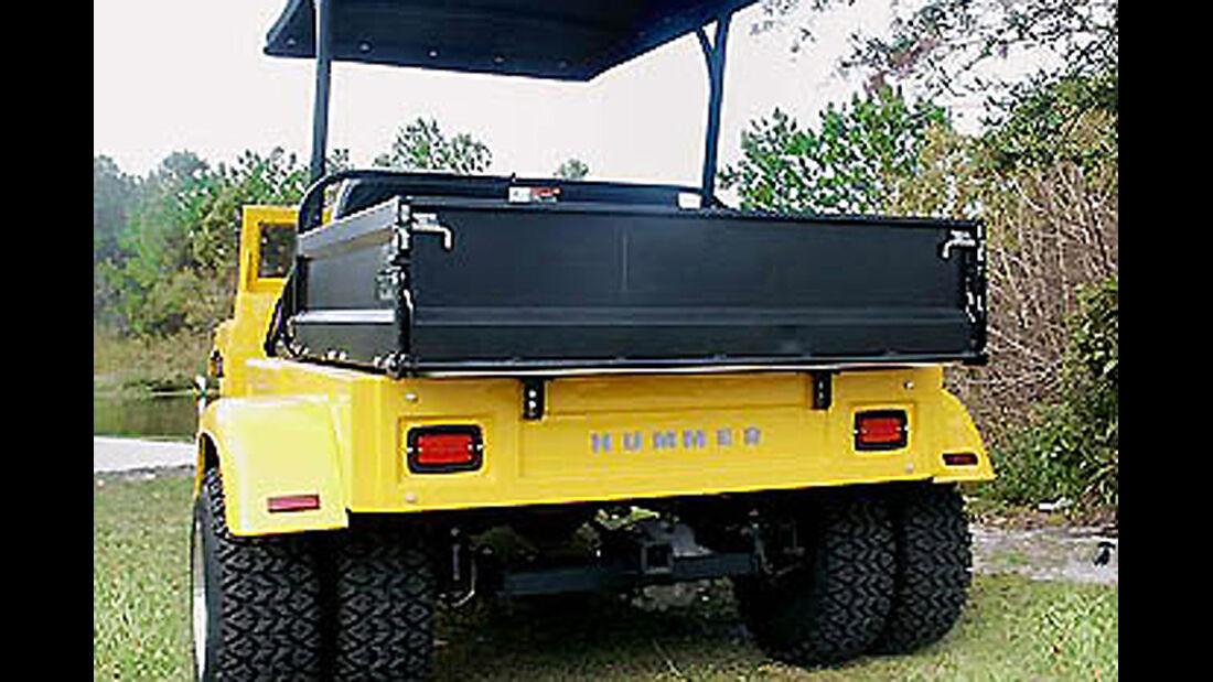 Golf Car Hummer H1