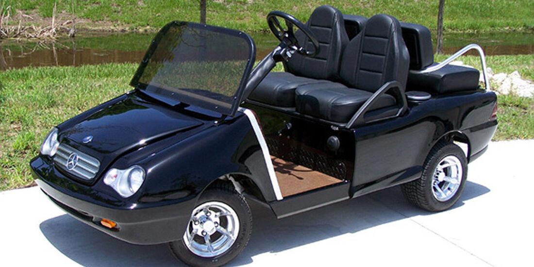 Golf Car LaBenz Mercedes