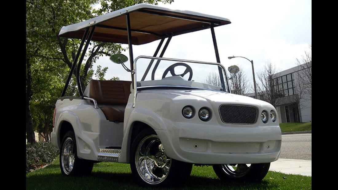 Golf Car Luxury Ride