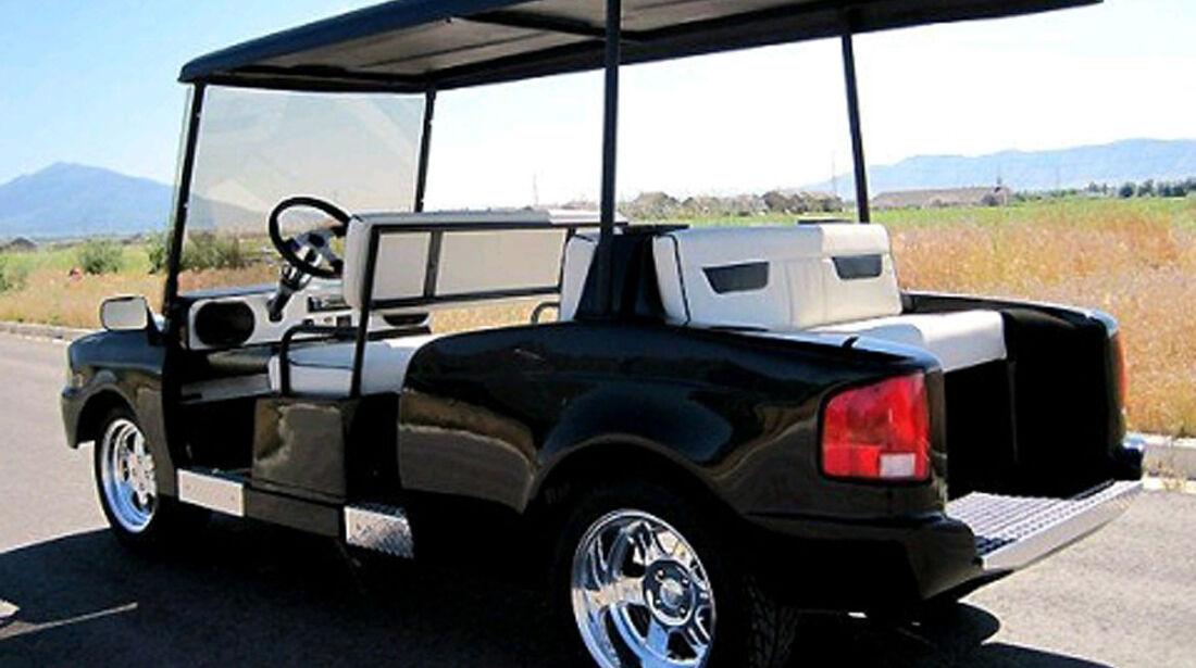 Golf Car Rolls Royce Phantom