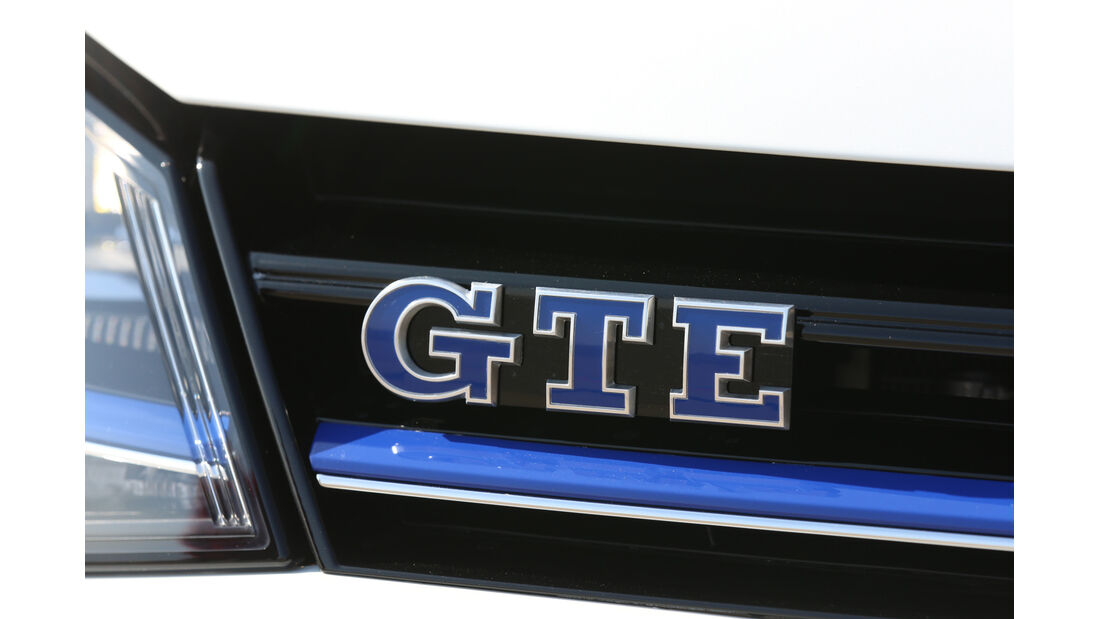 Golf GTE, Typenbezeichnung