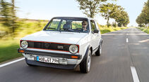 Golf GTI I, Frontansicht