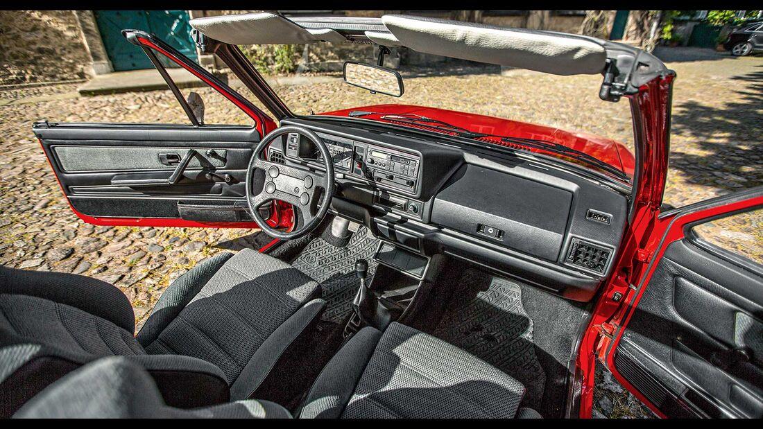 Golf I Cabrio
