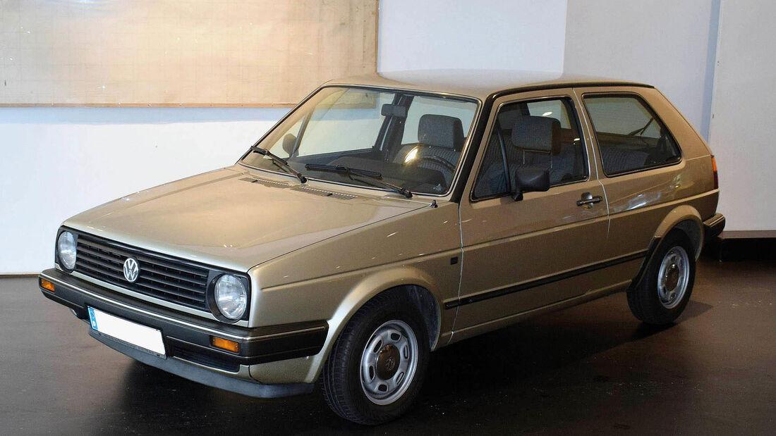 Golf II GL, 1984