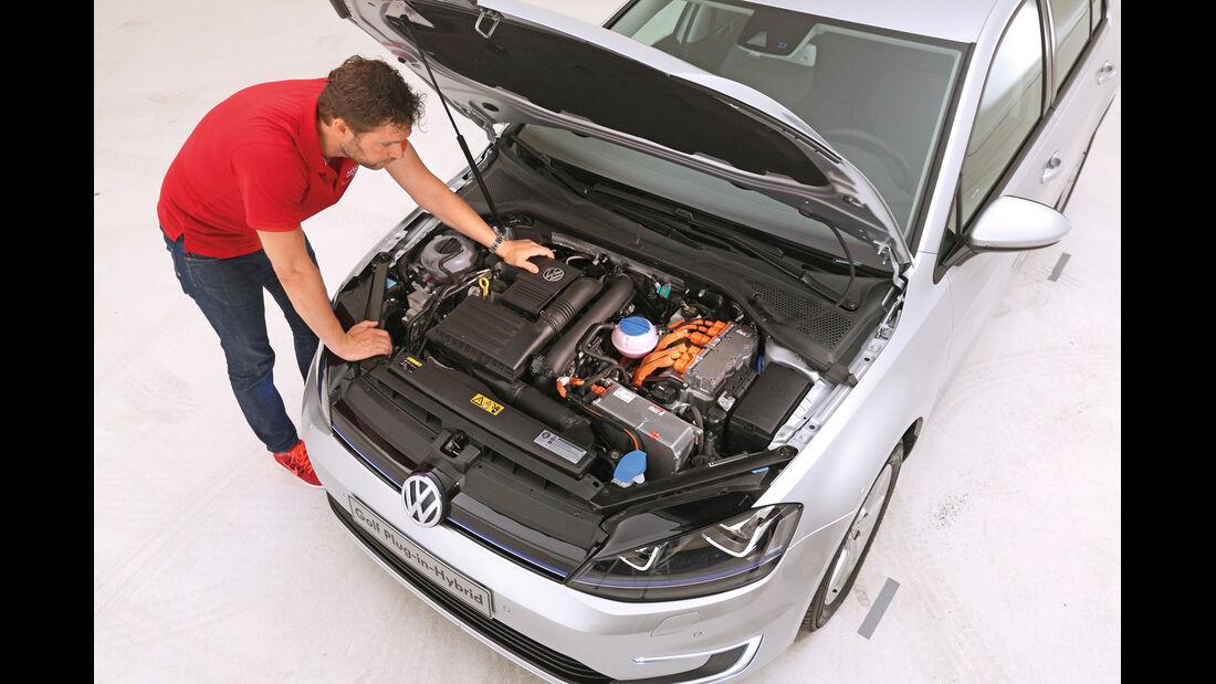 Golf Plug-in-Hybrid, Motor