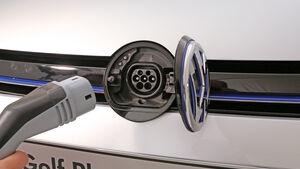 Golf Plug-in-Hybrid, Stromzufuhr
