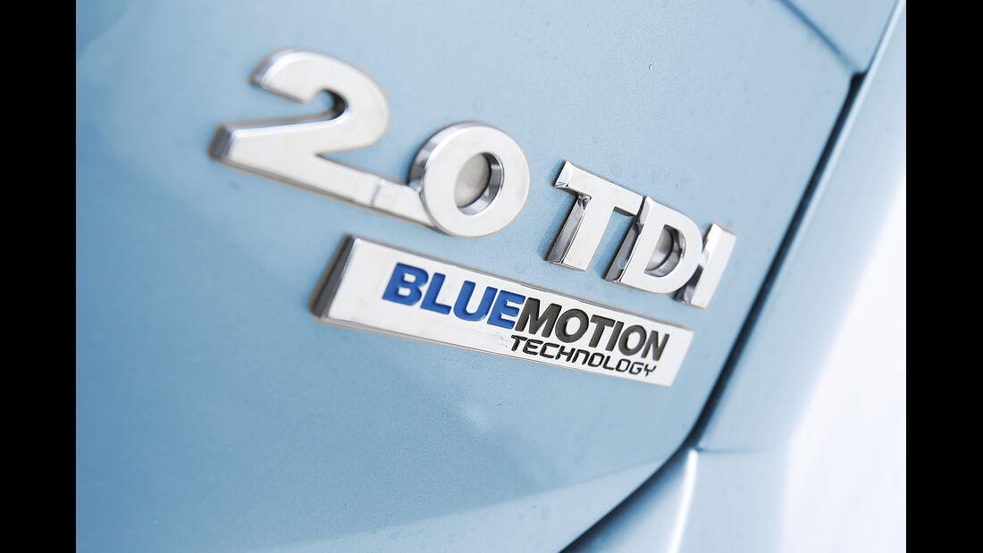Golf TDI Bluemotion, Typenbezeichnung