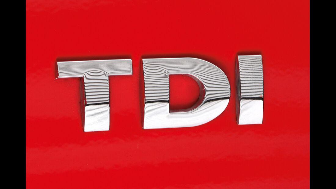 Golf TDI, Typenbezeichnung