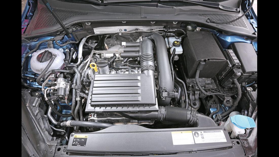 Golf TGI, Motor