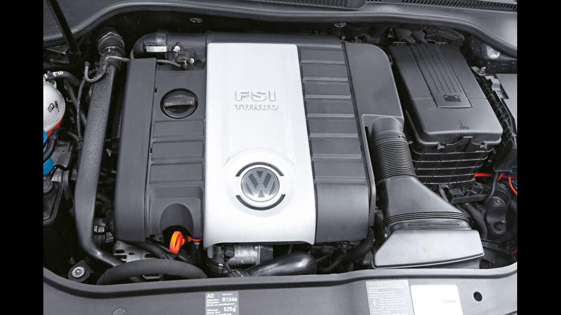 Golf V GTI, Motor