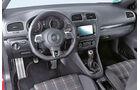 Golf VI GTI, Innenraum