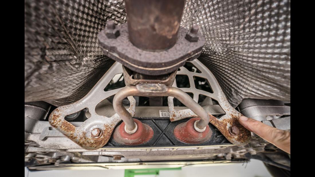 Golf VI, Gebrauchtwagen-Check, asv2117