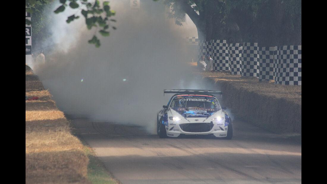 Goodwood 2017 Race Cars