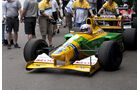 Goodwood Festival of Speed 2010: Benetton Ford B 192