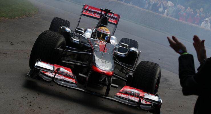 Goodwood Festival of Speed 2012