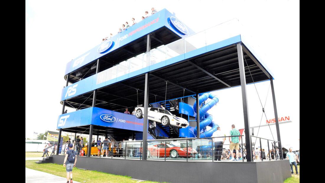 Goodwood Festival of Speed 2015, Impressionen