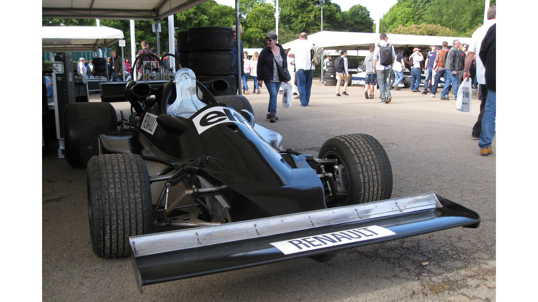 Goodwood Festival of Speed 2027