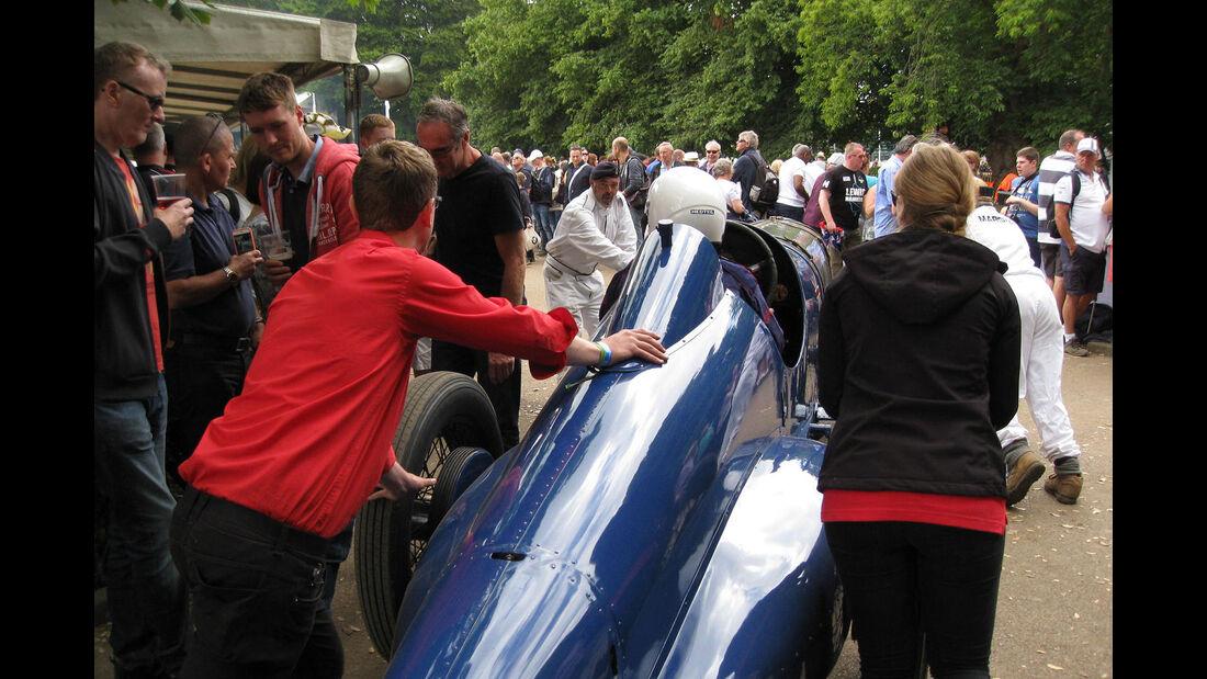 Goodwood Festival of Speed 2033