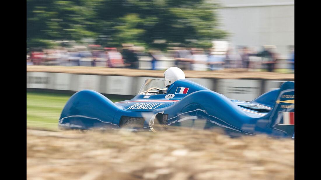 Goodwood Festival of Speed 2036