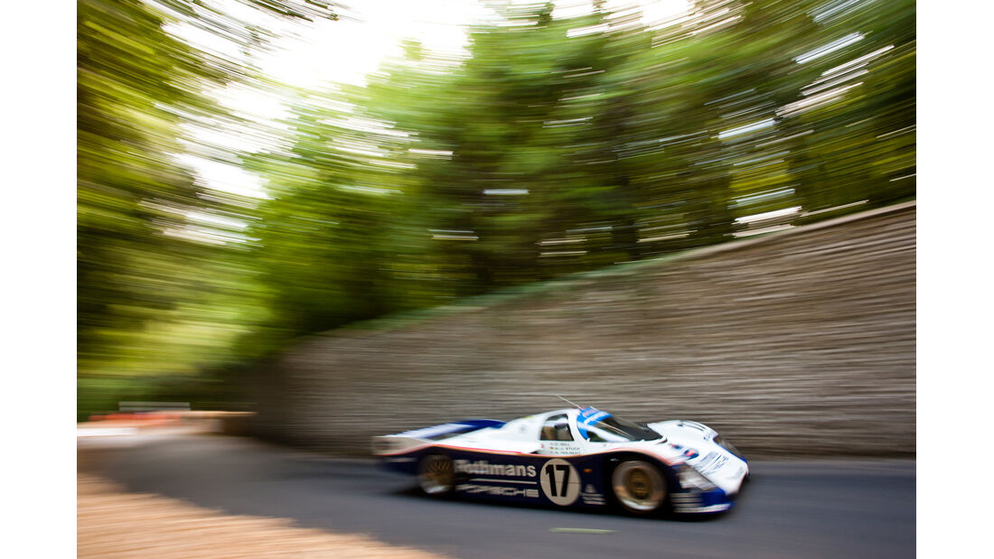 Goodwood Festival of Speed, Impression