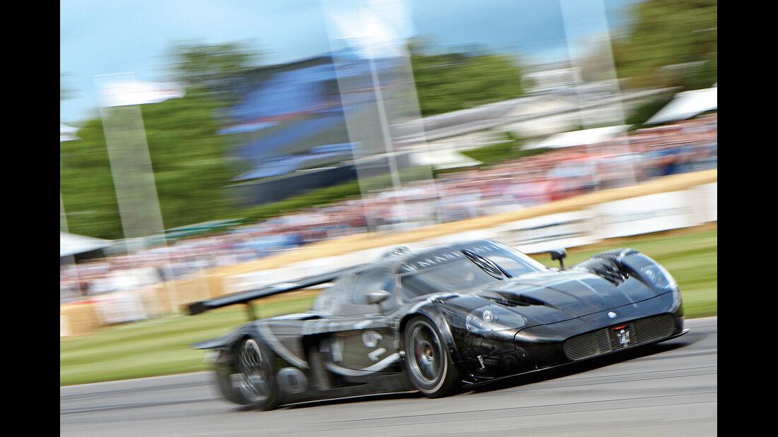 Goodwood Festival of Speed, Maserati MC12