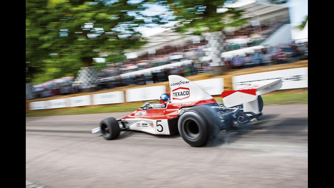 Goodwood Festival of Speed, McLaren M23