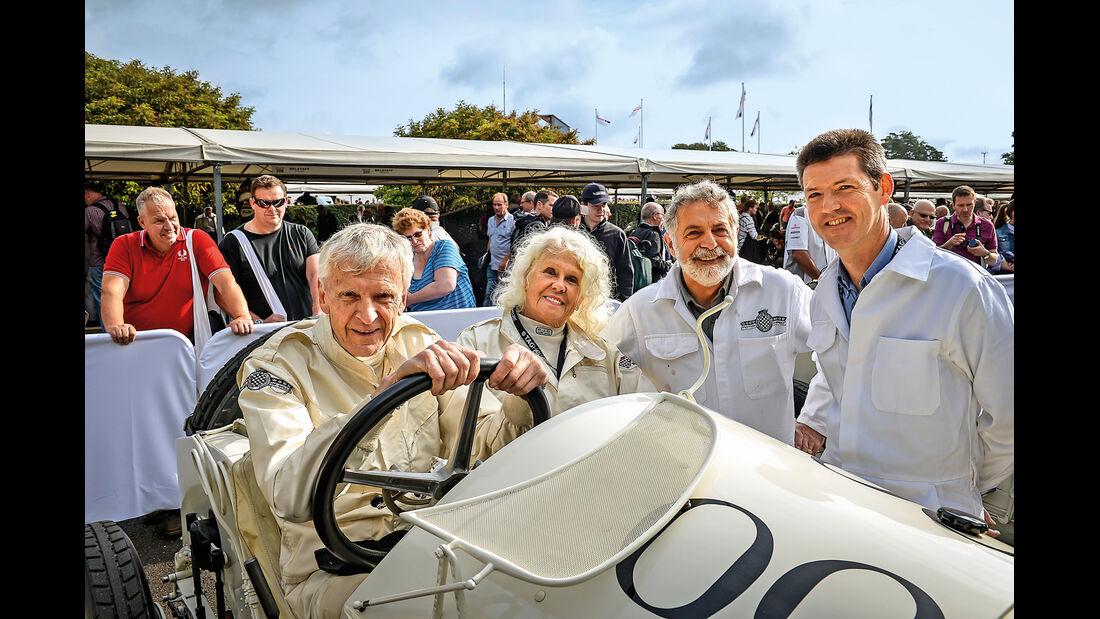 Goodwood Festival of Speed, Mercedes GP von 1914