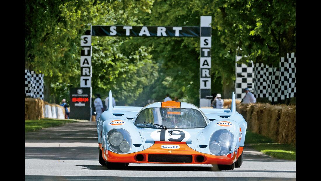 Goodwood Festival of Speed, Porsche 917 K