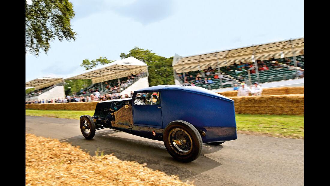 "Goodwood Festival of Speed, Renault 40CV ""Montlhéry Coupé"""
