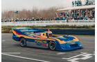 Goodwood Memebers Meeting Porsche 917/30 Mark Webber