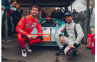 Goodwood Memebers Meeting Porsche 917 Kurzheck Mark Webber Neel Jani