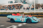 Goodwood Memebers Meeting Porsche 917 Kurzheck