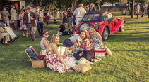 Goodwood Revival Meeting 2014 Tag 1 - Autos und Impressionen