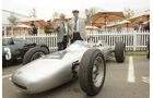 Goodwood Revival Meeting, Porsche 804, Dan Gurney