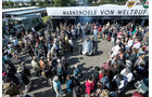 Goodwood Revival Meeting, Zuschauer, Silberpfeil