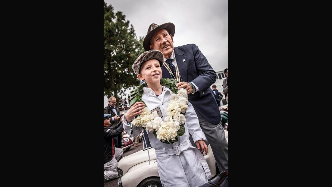 Goodwood Revival, Stirling Moss