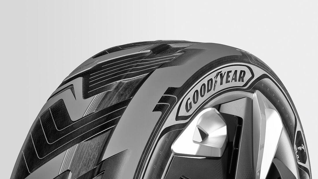 Goodyear Konzept-Reifen BH03