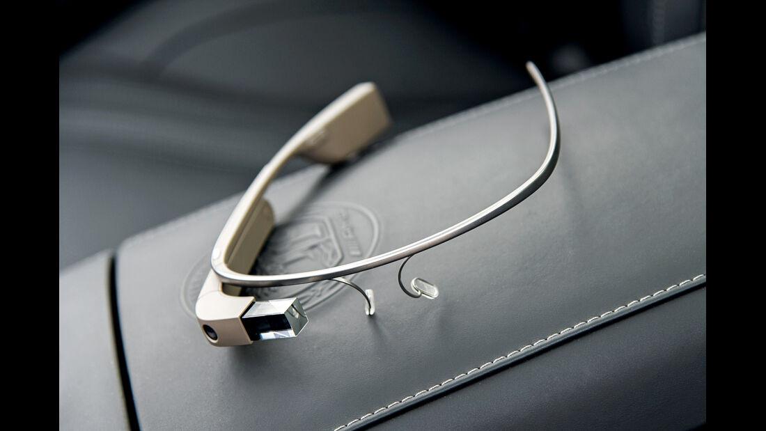 Google-Brille, Detail