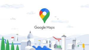 Google Maps 15 Jahres neues Logo