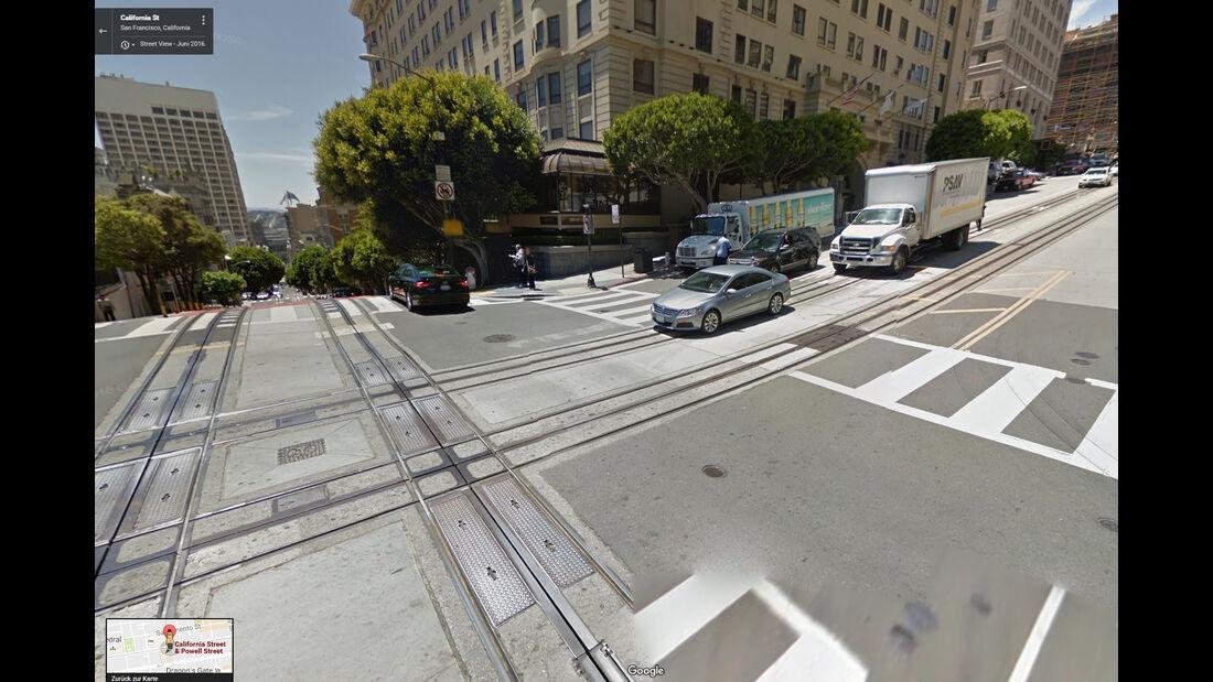 Google Maps San Francisco